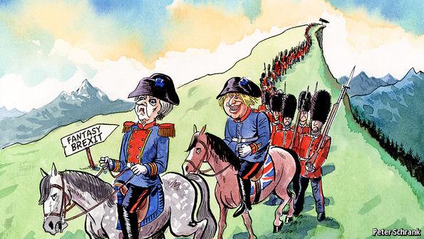 Brexit - The Economist