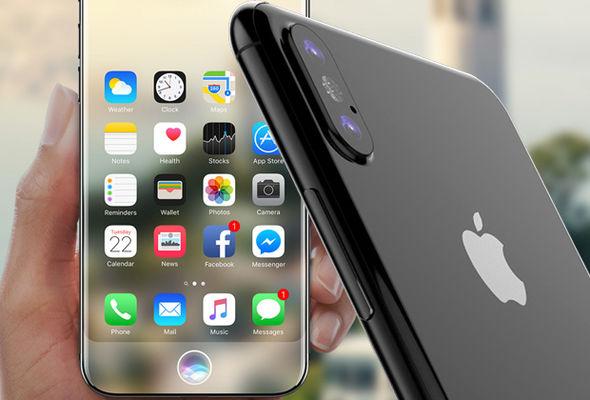 iPhone 8 Releasing iOS 11