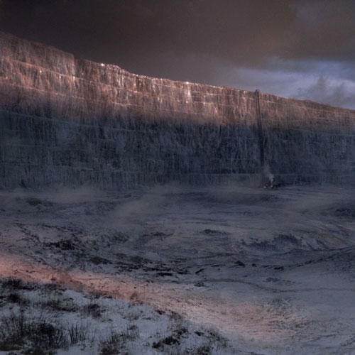 Game of Thrones Wall