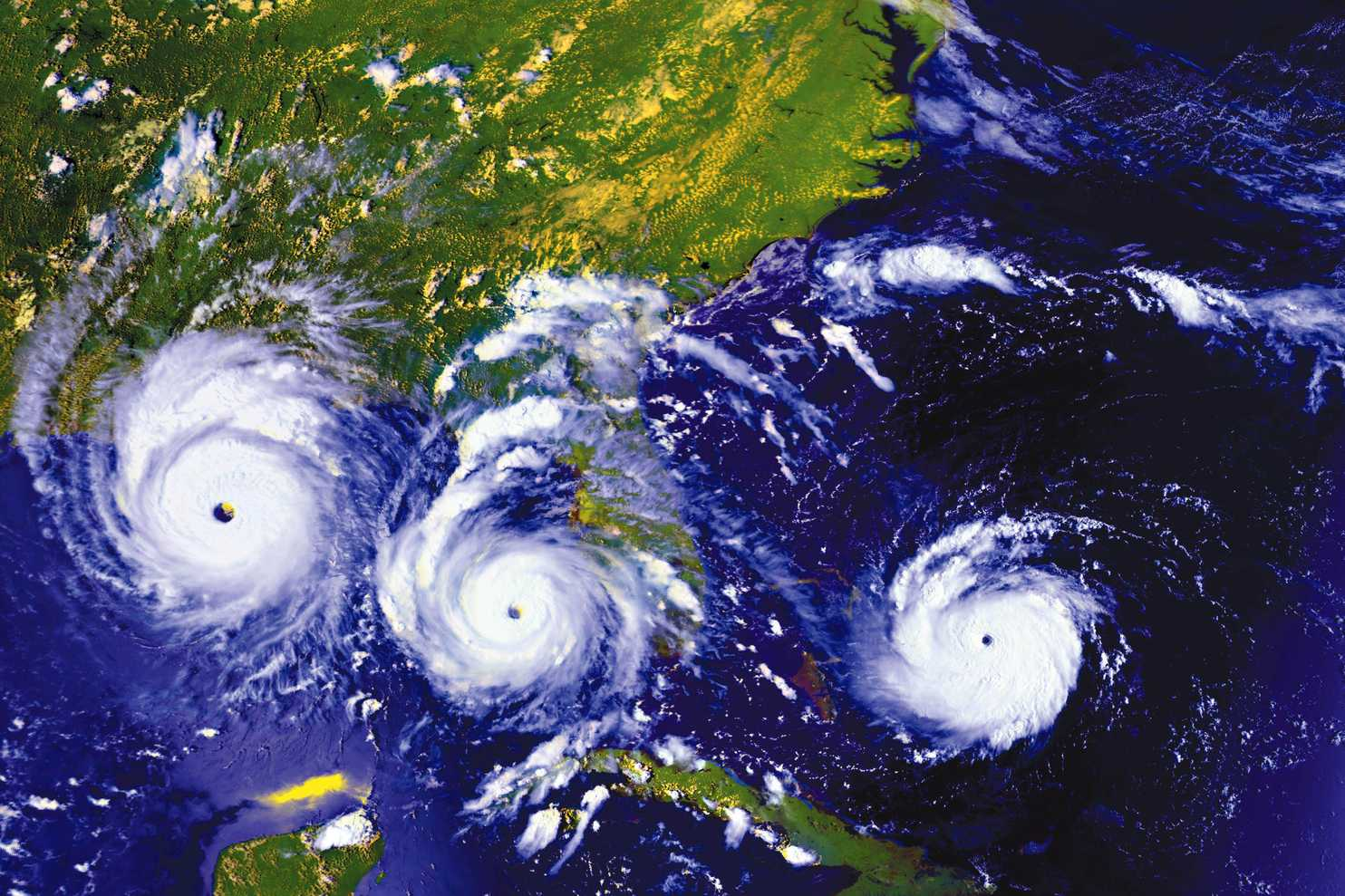 Where Do Hurricanes Strike?