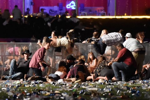 Las Vegas Shooting: At Least 59 Dead