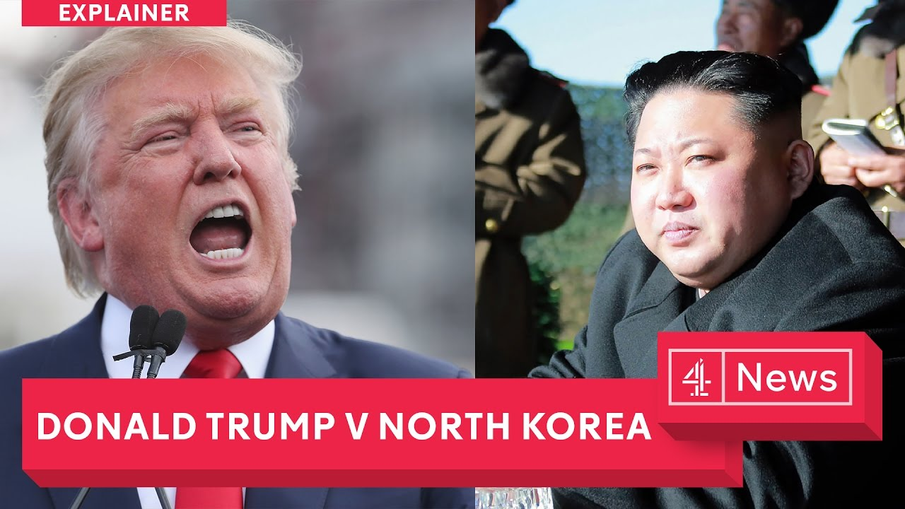 North Korea Vs Trump