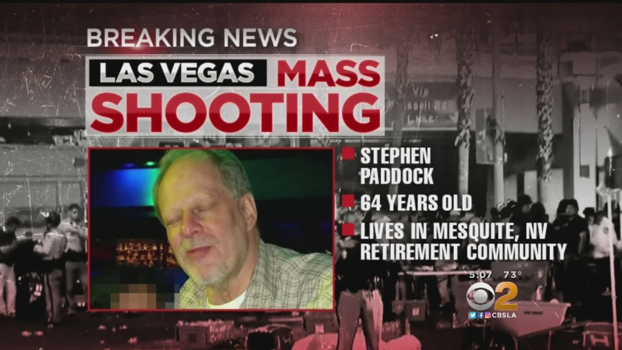 Who Is Las Vegas Shooter Stephen Paddock?